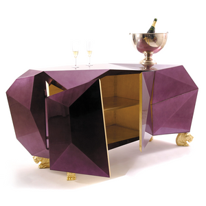 Diamond Pyrite Sideboard - Boca Do Lobo - Do