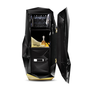 Diamond Luxury Safe - Boca Do Lobo - Do