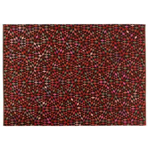 Triangles Rug - Diamond Strawberry - Golran - Do Shop