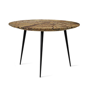 Disc Table - Jungle Brown - Mater - Do