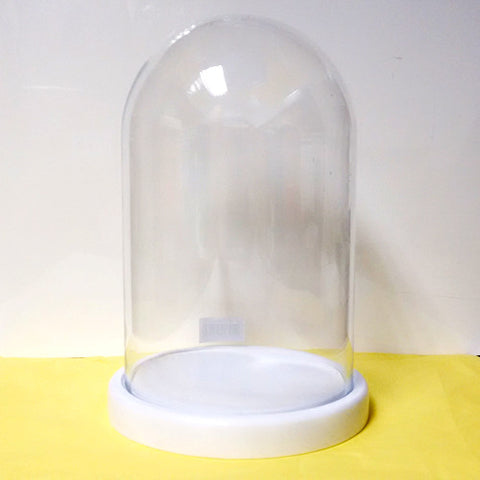 Glass Bell Dome - Coming B - Do Shop