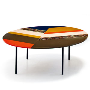 Fishbone Round Table by Moroso | Do Shop