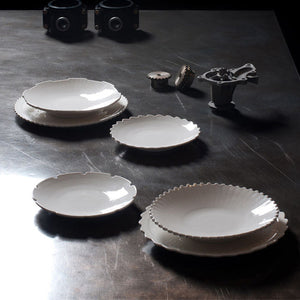 Porcelain Dessert Plates - Machine Collection - Diesel - Seletti - Do Shop