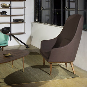 Lunar Highback Chair - Stellar Works - Do Shop