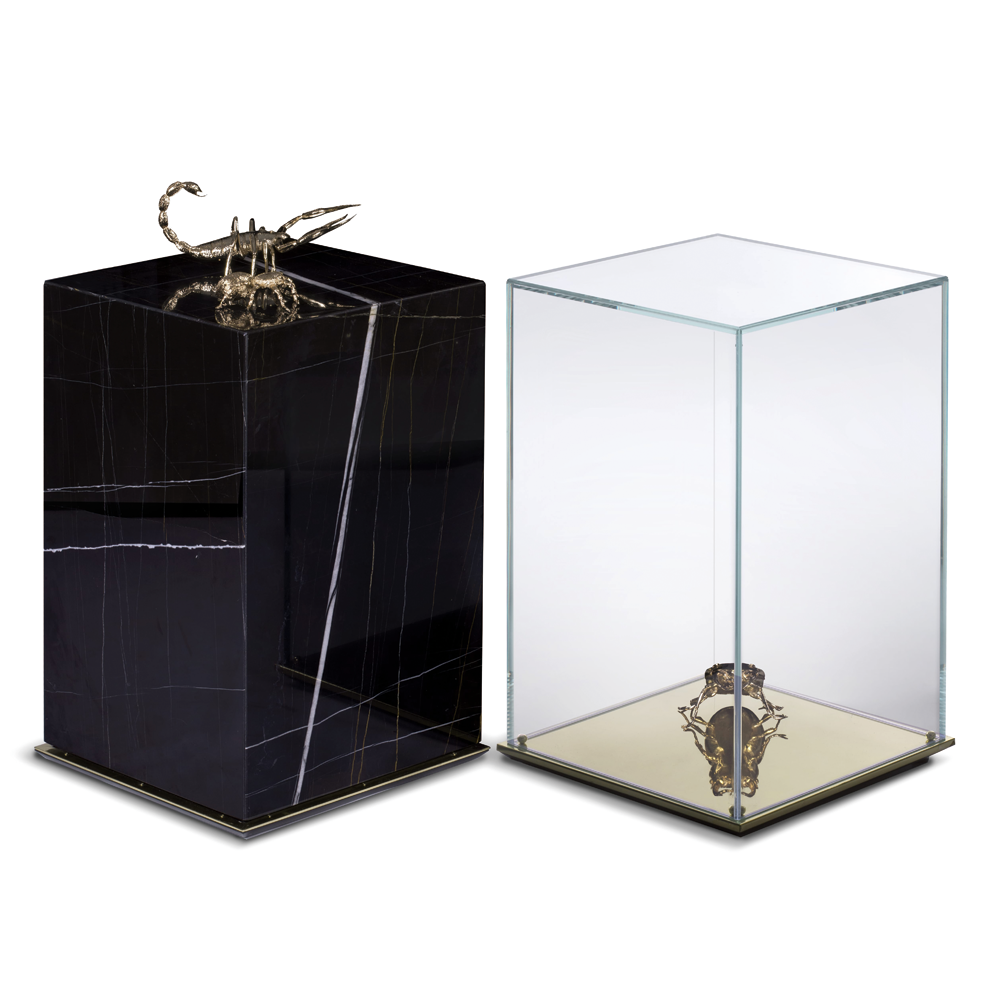 Metamorphosis Side Table - Boca Do Lobo - Do