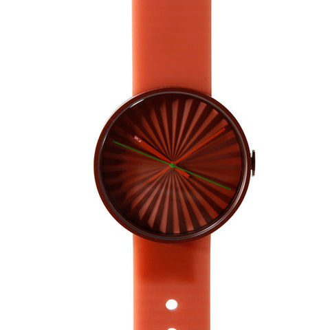 Plicate Watch - Orange - Nava - Do Shop