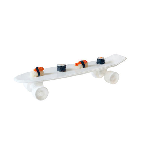 Porcelain Skateboard Tray - Seletti - Do Shop