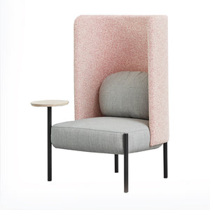 Ara Armchair With Side Table - Missana - Do Shop