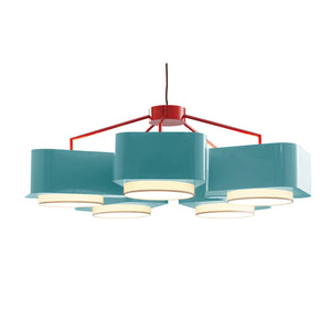 Carousel Suspension Light - Utu - Do Shop