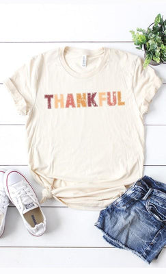 Thankful Tee - The Salty Mare