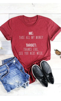 Target Truth Tee - The Salty Mare