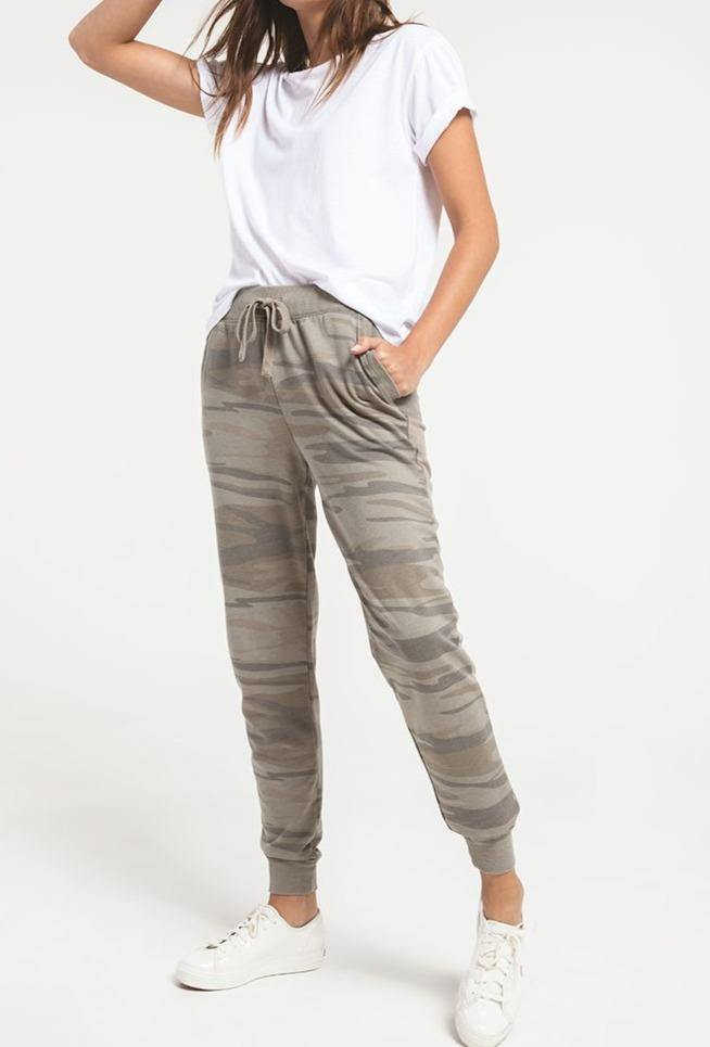 The Camo Pant - The Salty Mare