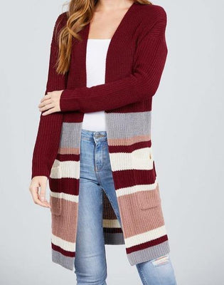 Fall For Me Cardigan - The Salty Mare