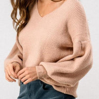 Noelle Sweater - The Salty Mare