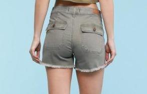 Patch Pocket Shorts - The Salty Mare