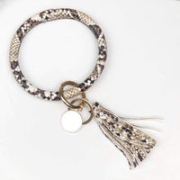 Key Ring Bracelet - The Salty Mare