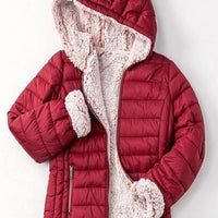 Aspen Puffer Jacket - The Salty Mare