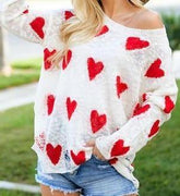A Little Love Sweater - The Salty Mare