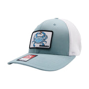 Blue Crab Patch Hat - The Salty Mare