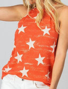 Rustic Stars Tank - The Salty Mare
