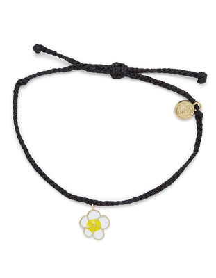 Painted Plumeria Bracelet - The Salty Mare