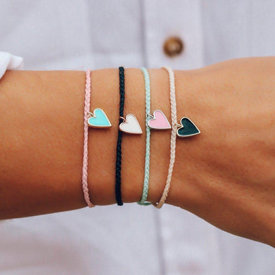 Petite Heart Bracelet - The Salty Mare