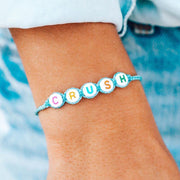 Crush Word Bracelet - The Salty Mare