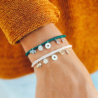 Happy Camper Charm Bracelet - The Salty Mare