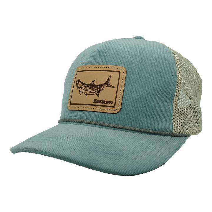 Sueded Tarpon Hat - The Salty Mare