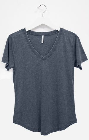 V-Neck Tee - The Salty Mare