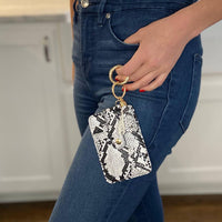 Key Ring Wallet - The Salty Mare
