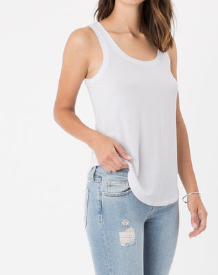Sleek Jersey Tank - The Salty Mare