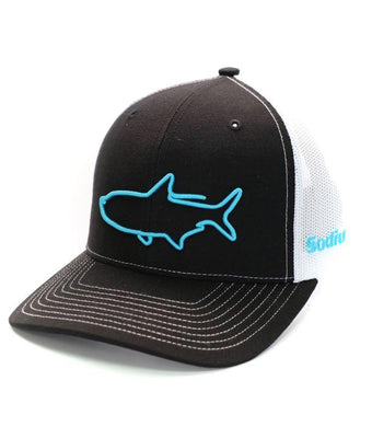 Tarpon 3D Hat - The Salty Mare