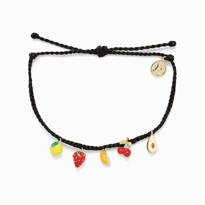 Fruit Charms Bracelet - The Salty Mare