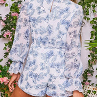 Alani Romper - The Salty Mare