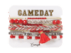 Game Day Mixer Bracelets