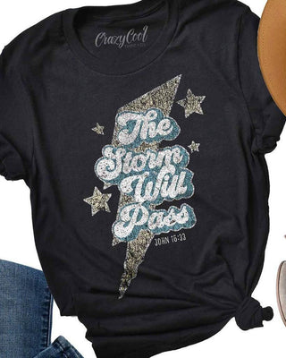 The Storm Will Pass Short Sleeve Tee