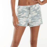 The Camo Sporty Short - The Salty Mare