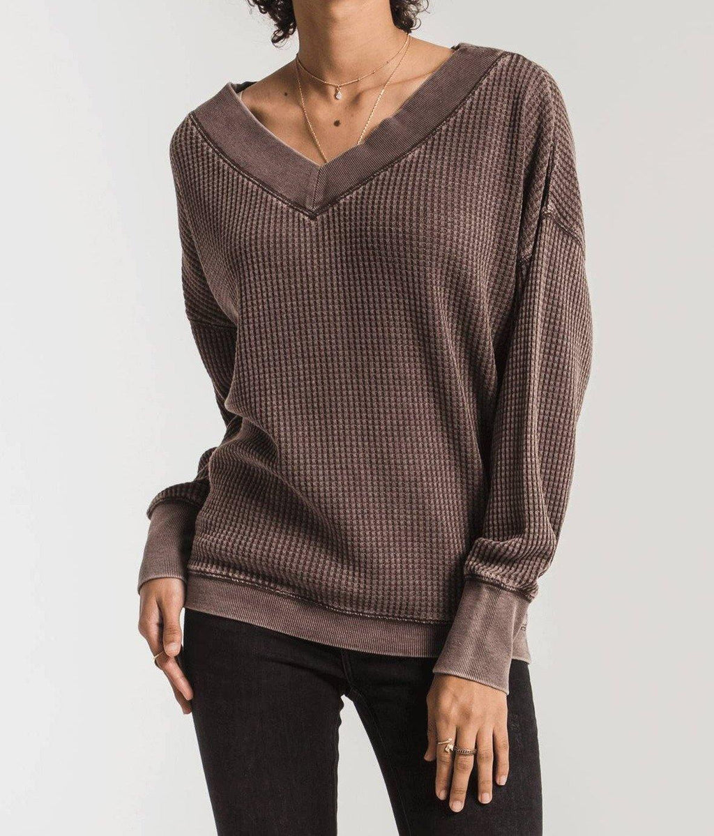Emilia Thermal Top - The Salty Mare