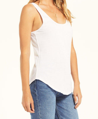 Pima Cotton Easy Tank - The Salty Mare