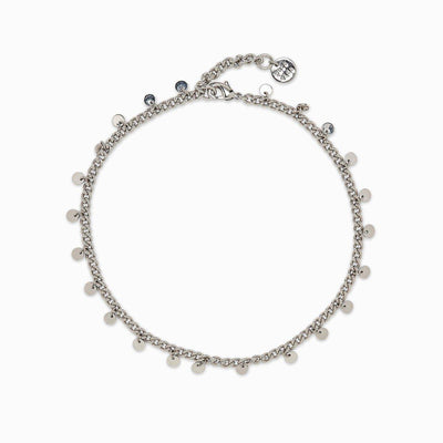 Mini Coin Anklet - The Salty Mare