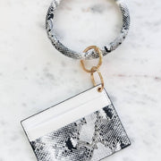 Key Ring ID Holder - The Salty Mare