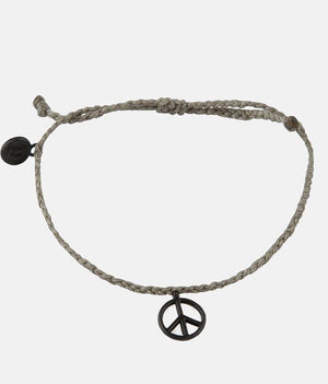 Peace Sign Bracelet - The Salty Mare