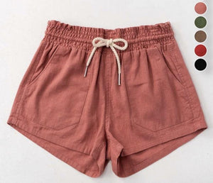 Boat Day Shorts - The Salty Mare