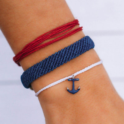Anchors Away Bracelet - The Salty Mare