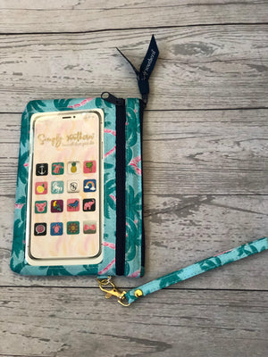 Wristlet Spring 2019 - The Salty Mare