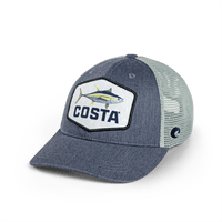 Topo Dorado Trucker Hat - The Salty Mare