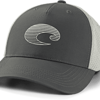 Graident Logo Trucker - The Salty Mare