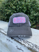 Area Code Patch Florida Hat