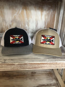 Florida Flag Patch Hat